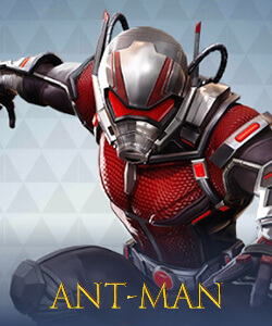 Ant-Man Marvel Super War