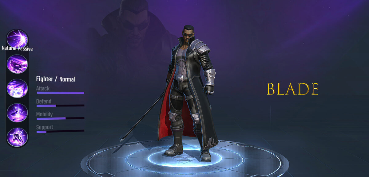 Blade MSW Hero