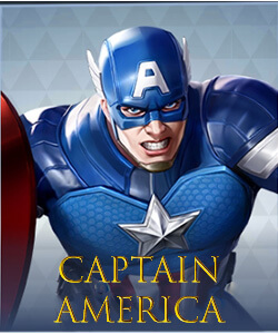Captain America Marvel Super War
