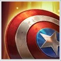 Captain America's Shield MSW