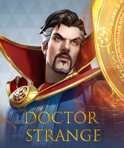 Doctor Strange Marvel Super War