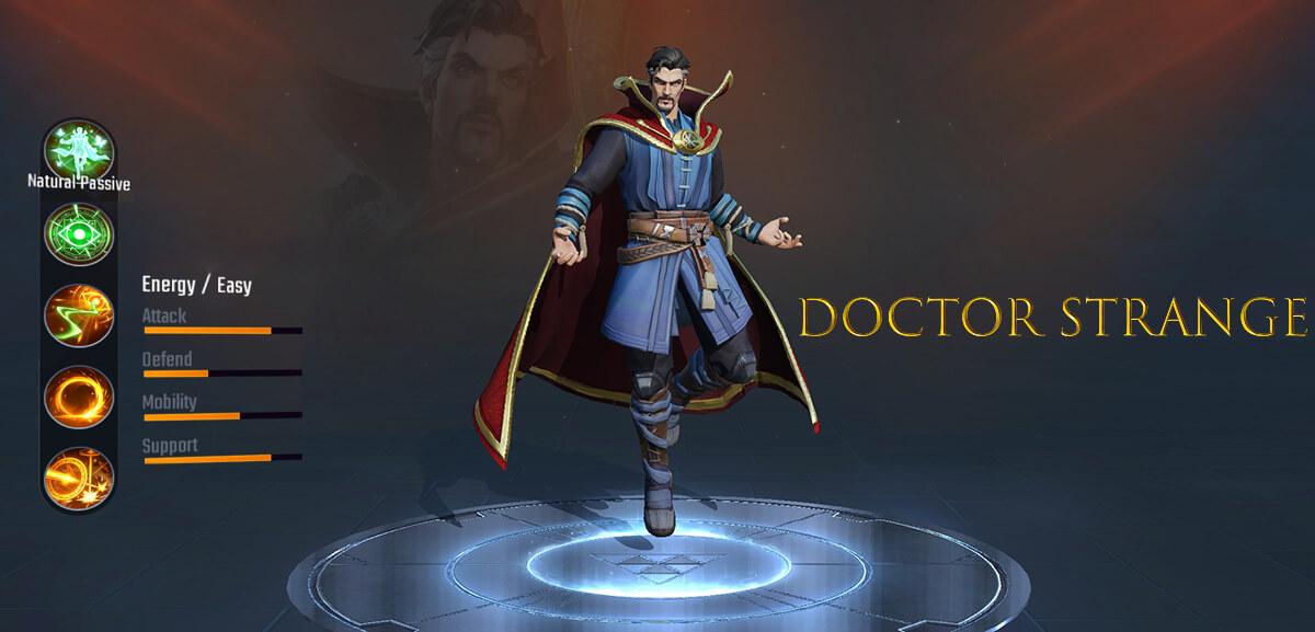 Doctor Strange Marvel Super War
