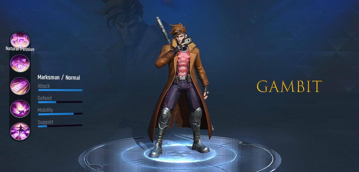 Gambit MSW Hero