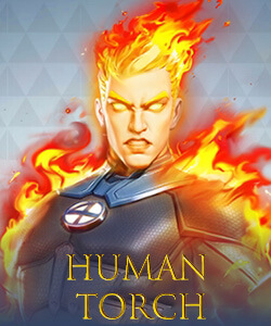 Human Torch MSW