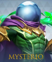 Mysterio Heroes Marvel Super War