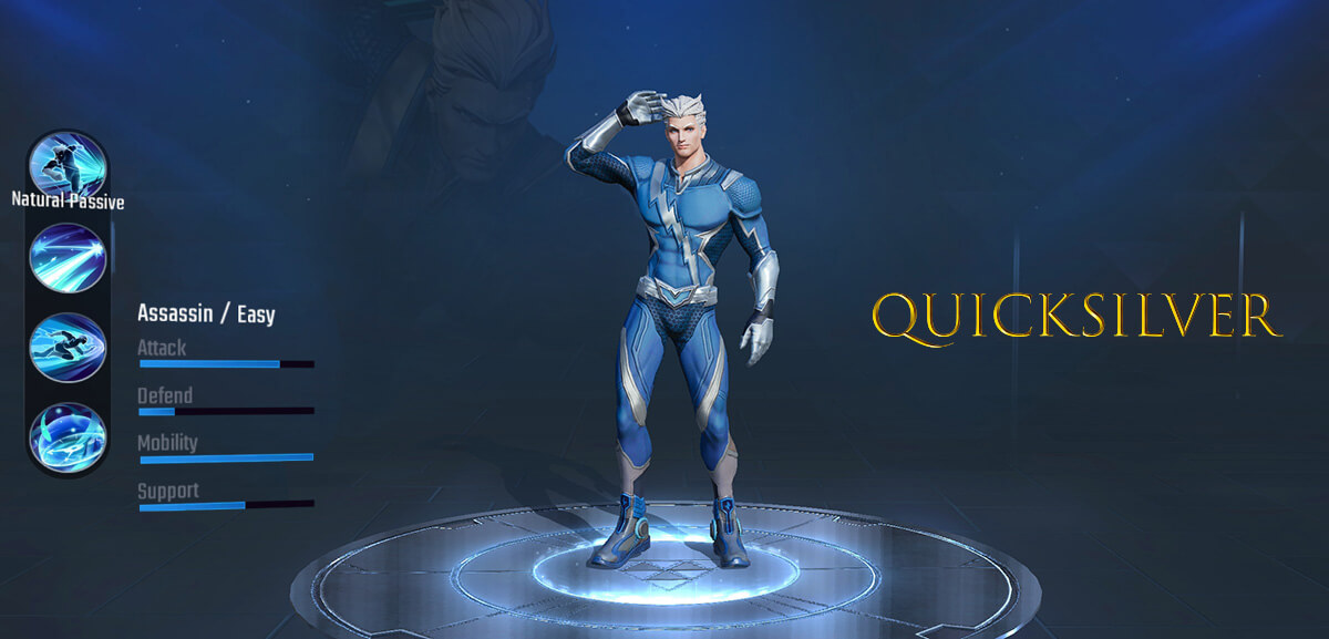 Quicksilver MSW