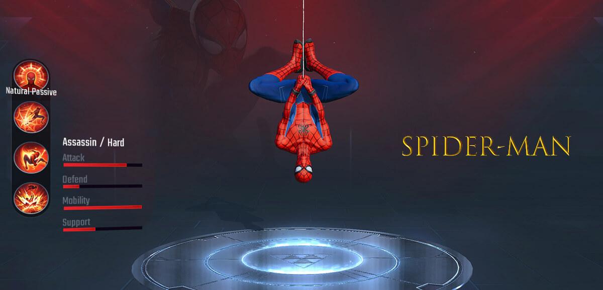 Spider Man Marvel Super War