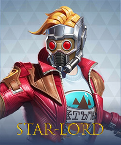 Star-Lord Marvel Super War