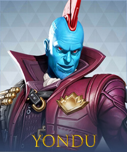 Yondu Marvel Super War
