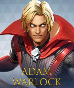 Adam Warlock MSW