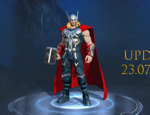 Update 23.07.2020 – Thor buff