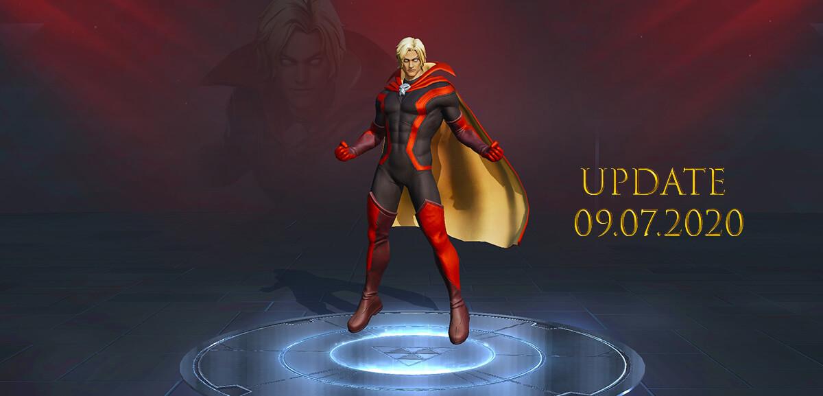 Marvel Super War Update 09.07.2020