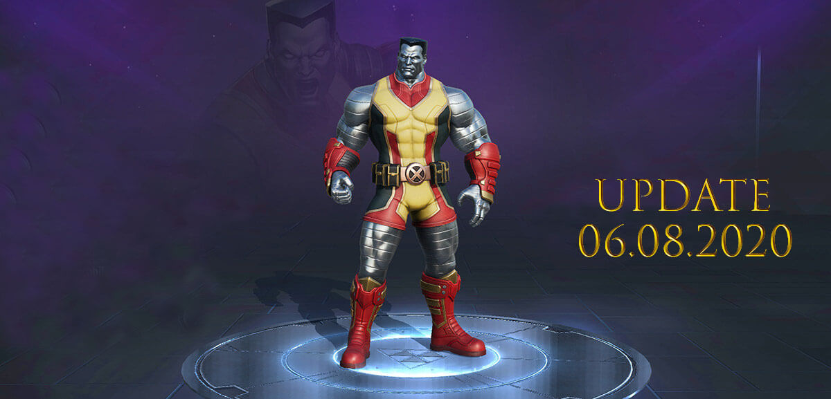 Colossus Update